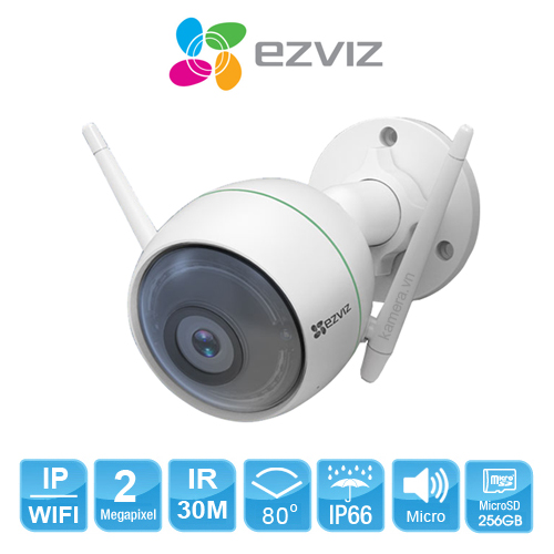 CAMERA IP EZVIZ CS-CV310-A0-1C2WFR C3WN