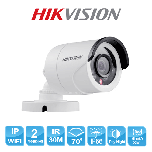 CAMERA IP HIKVISION DS-2CD2020F-IW